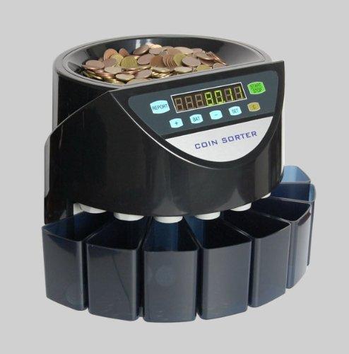 מצטיין מכונה לספירת ומיון מטבעות דגם EU-650A דגם 2018 - זול שופ מסחר VI-89