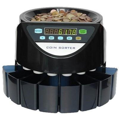 האופנה האופנתית מכונה לספירת ומיון מטבעות דגם EU-650A דגם 2018 - זול שופ מסחר IM-26